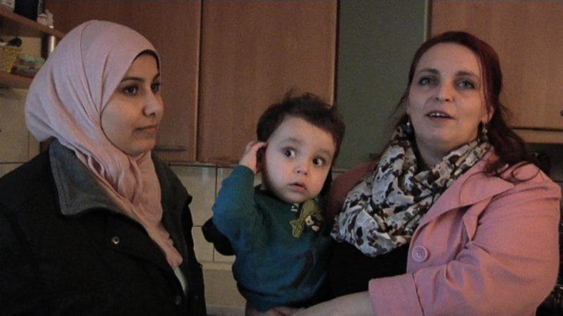 Syrische Flüchtlingsfamilie abgezockt (Foto: SAT.1 NRW)