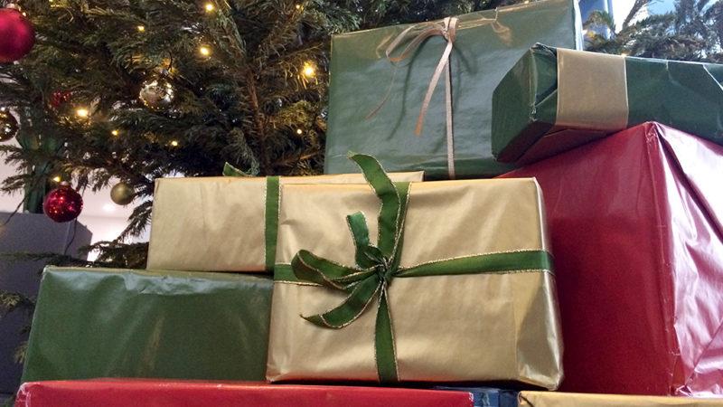 Tafel Wattenscheid beendet Weihnachts-Geschenke-Aktion (Foto: SAT.1 NRW)