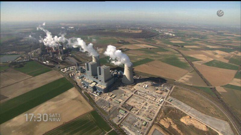 RWE Spaltung (Foto: SAT.1 NRW)