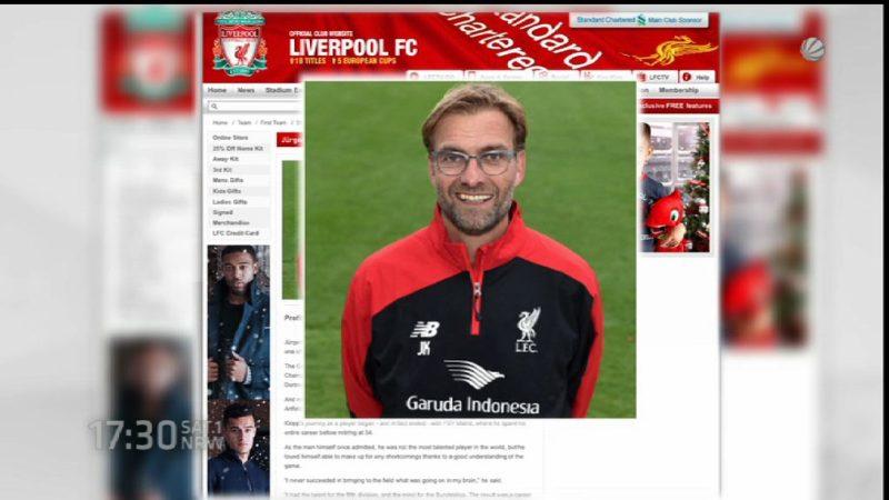 BVB trifft nicht auf Liverpool (Foto: SAT.1 NRW)