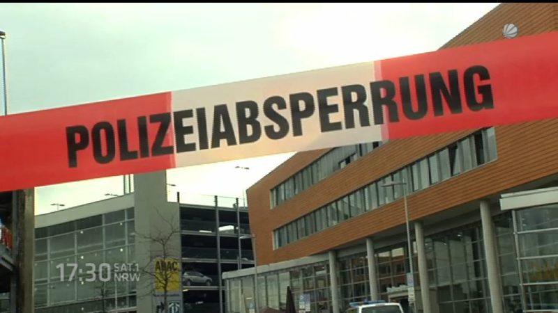 Urteil: Tödliche Schüsse in Wuppertal (Foto: SAT.1 NRW)