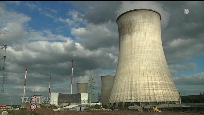 Bröckelreaktor am Netz (Foto: SAT.1 NRW)