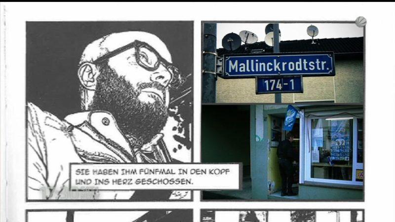 Reporterpreis für NSU-Comic (Foto: SAT.1 NRW)