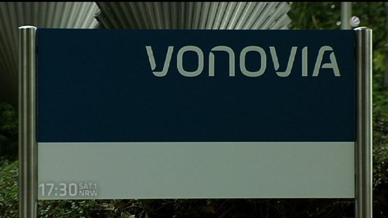 Vonovia bleibt in Bochum (Foto: SAT.1 NRW)