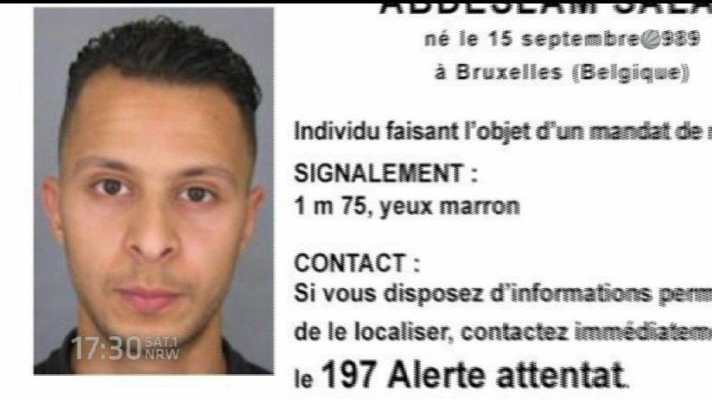 Paris-Attentäter in NRW? (Foto: SAT.1 NRW)