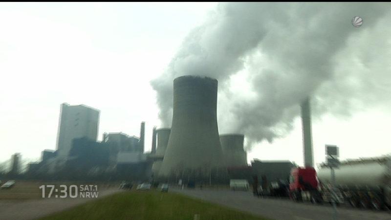 RWE spaltet sich auf (Foto: SAT.1 NRW)