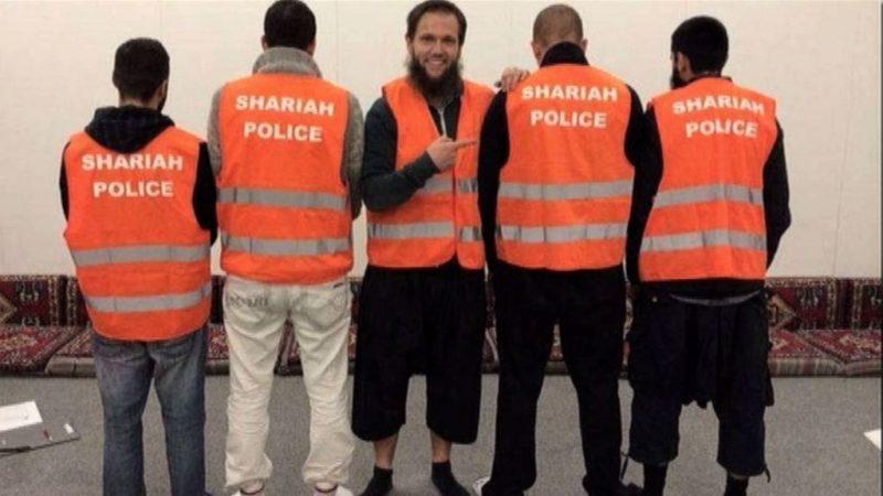 Salafistenprediger unter Terrorverdacht (Foto: SAT.1 NRW)