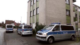 Bauernhof-Mord: Verdächtige gefasst (Foto: Sat.1 NRW)