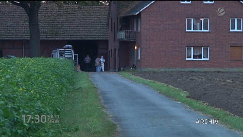 Polizei stürmt falsche Wohnung (Foto: SAT.1 NRW)