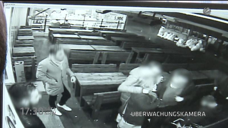 Übergriff in Bochum? (Foto: SAT.1 NRW)