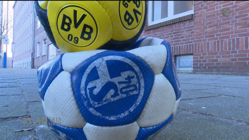 BvB Vorbild für den S04 (Foto: SAT.1 NRW)