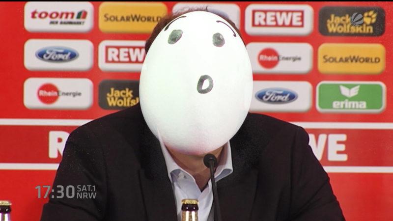 """6.000 Euro für """"Eierkopf""""-Beleidigung (Foto: SAT.1 NRW)"""