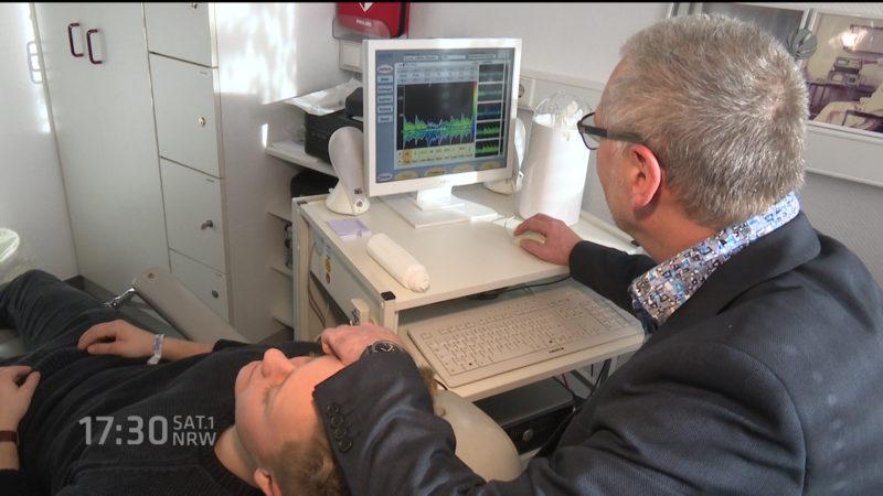 Facharztzentrale vermittelt ab sofort Termine (Foto: SAT.1 NRW)