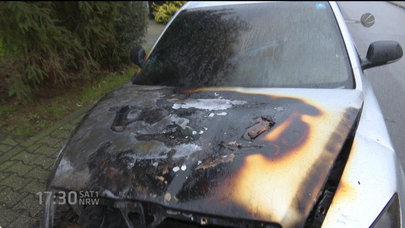 Brandstifter in Lünen (Foto: SAT.1 NRW)