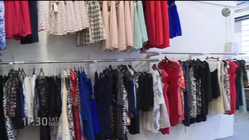 Flatrate für Kleider (Foto: SAT.1 NRW)