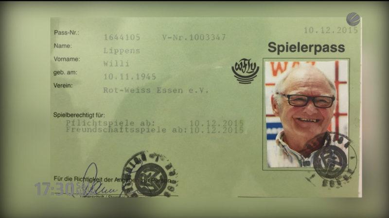 """Willi """"Ente"""" Lippens kehrt wirklich zurück (Foto: SAT.1 NRW)"""