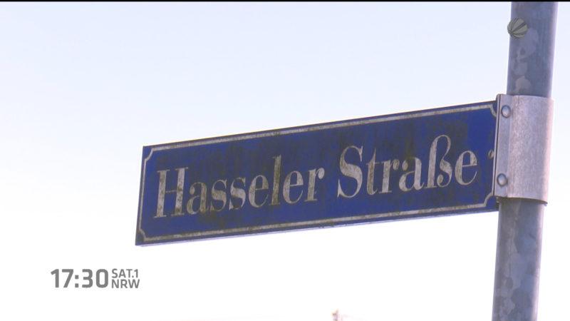 Streit um doppelten Straßennamen (Foto: SAT.1 NRW)