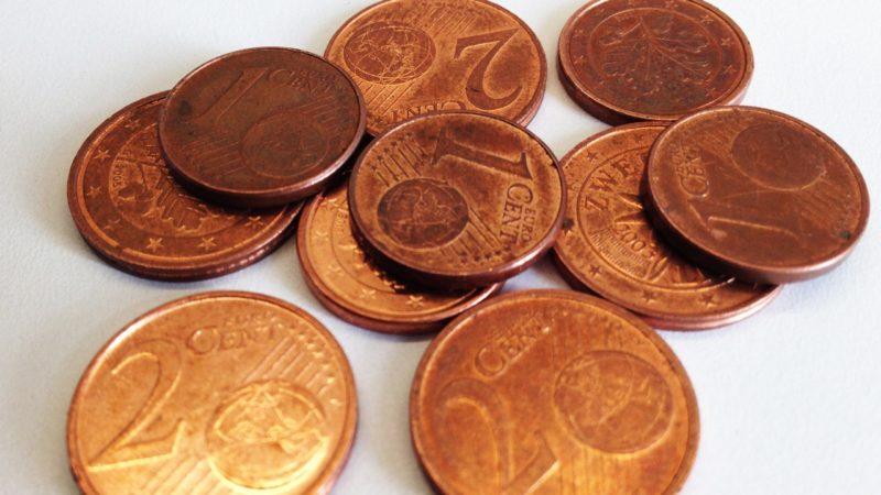 Grüne wollen Cent-Münzen abschaffen (Foto: SAT.1 NRW)