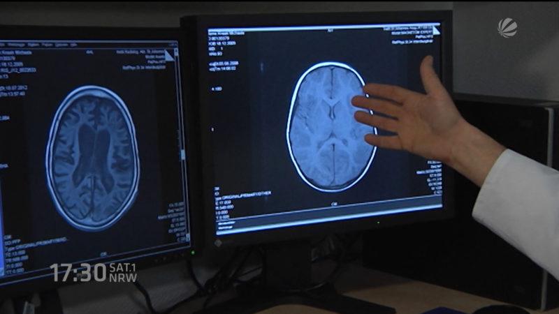 Netzwerk für zweite Arzt-Diagnose (Foto: SAT.1 NRW)