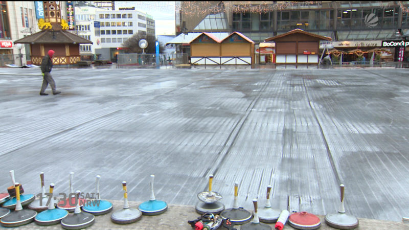 Essen on Ice (Foto: SAT.1 NRW)