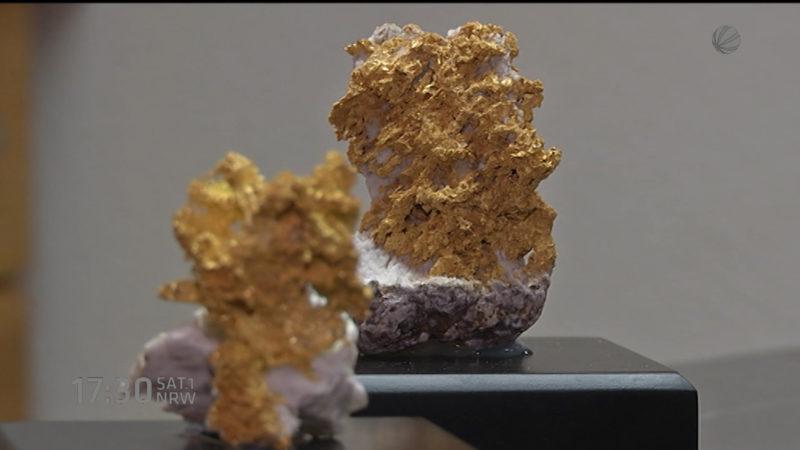 Prozess um Gold-Nuggets (Foto: SAT.1 NRW)