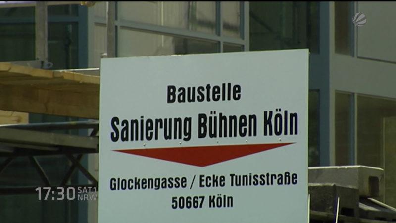 Neuer Ärger um Kölner Oper (Foto: SAT.1 NRW)