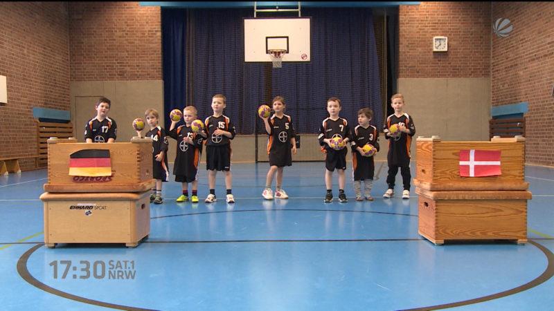 Handball-Orakel-Kids (Foto: SAT.1 NRW)