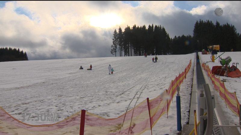 Winter Freuden und Winter Ärger (Foto: SAT.1 NRW)