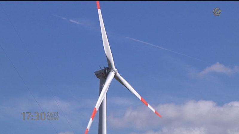 RWE setzt auf erneuerbare Energien (Foto: SAT.1 NRW)