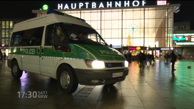 Sex-Täter in Haft (Foto: SAT.1 NRW)