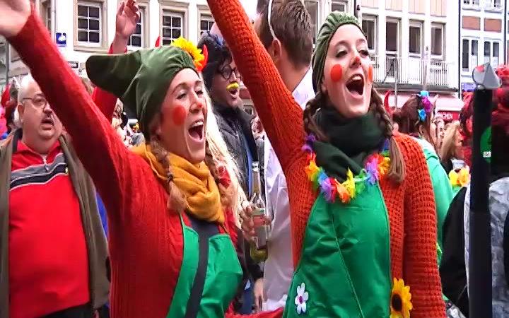 Die Schattenseiten des Kölner Karnevals (Foto: Sat.1 NRW)
