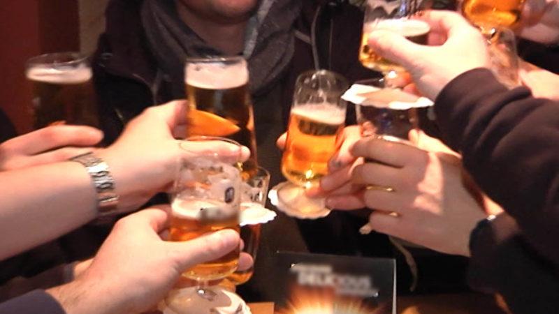 Verseuchtes Bier? (Foto: SAT.1 NRW)