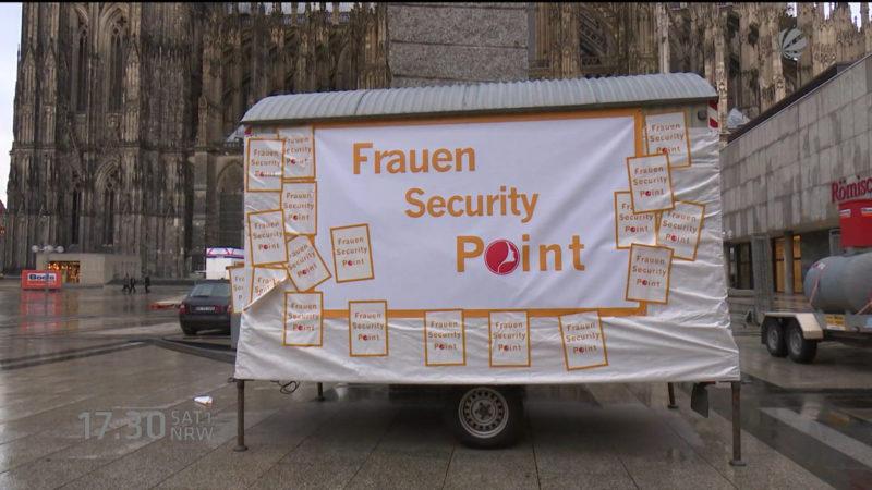 So rüstet sich Köln für die tollen Tage (Foto: SAT.1 NRW)