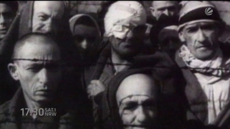 Auschwitz-Überlebende wollen Gerechtigkeit (Foto: SAT.1 NRW)