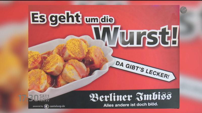 Werbung abgeguckt? (Foto: SAT.1 NRW)