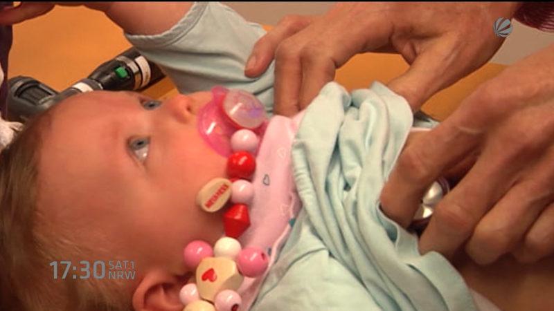 Kindernotfallpraxen dicht (Foto: SAT.1 NRW)