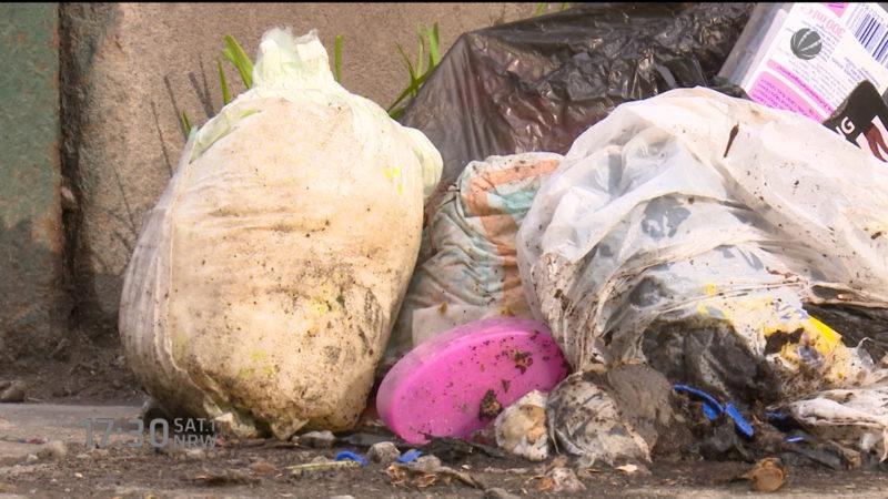Extremstrafen für Müll-Sünder (Foto: SAT.1 NRW)