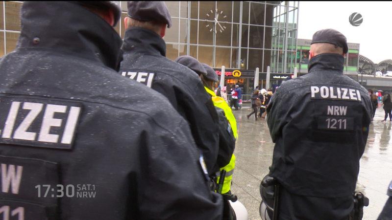 Köln hat es gezeigt - geht mehr Sicherheit für alle? (Foto: SAT.1 NRW)