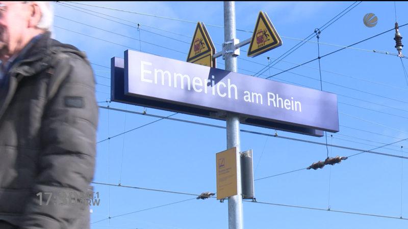 Züge drehen um (Foto: SAT.1 NRW)