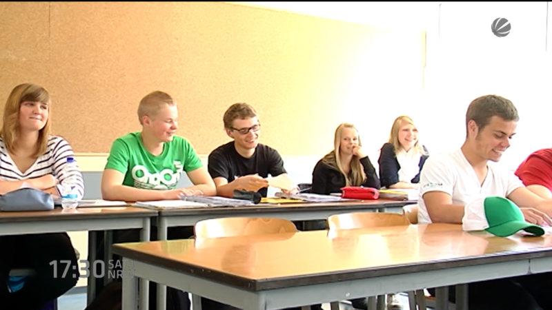 Unterrichtsausfall in NRW (Foto: SAT.1 NRW)