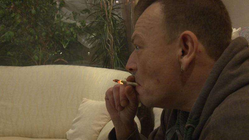 Cannabis-Anbauer will Freispruch (Foto: Sat.1 NRW)