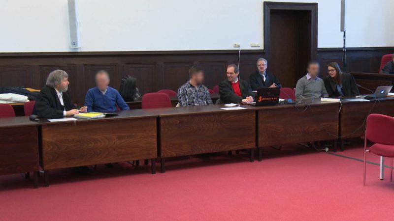 Drogendealer-Familie geschnappt (Foto: SAT.1 NRW)