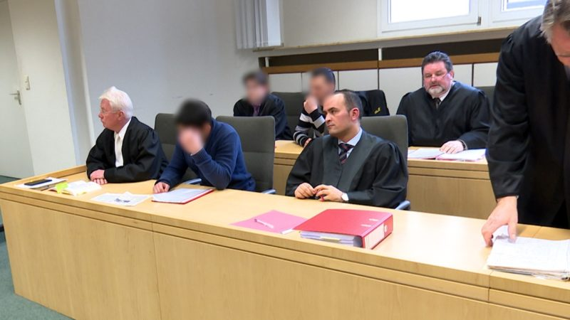 7 Jahre Haft für brutale Racheaktion (Foto: Sat.1 NRW)