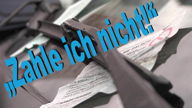 """Bürgermeister: """"Zahle ich nicht!"""" (Foto: SAT.1 NRW)"""