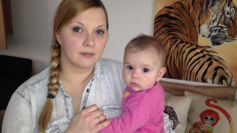 Kamera mit Babyfotos geklaut (Foto: SAT.1 NRW)