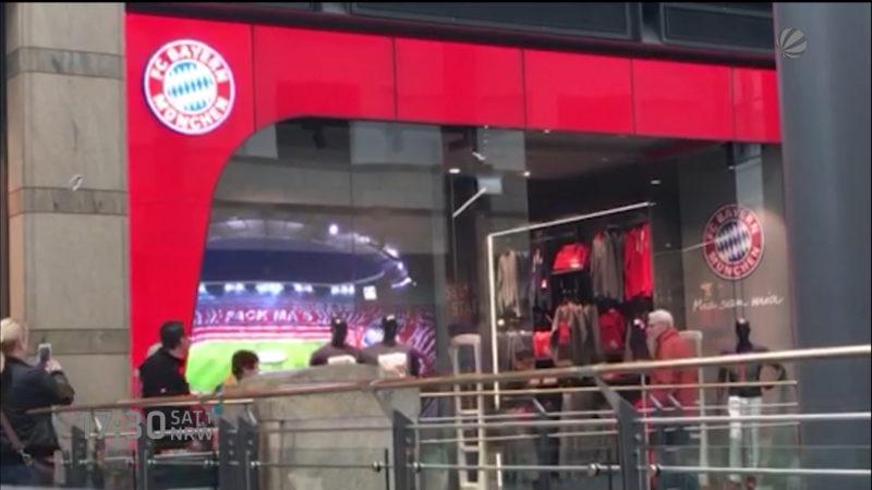 Prozess gegen Bayern München (Foto: SAT.1 NRW)