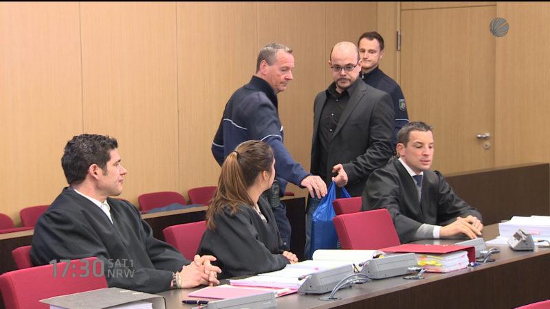 Verona Pooths Leibwächter soll Frau umgebracht haben (Foto: SAT.1 NRW)