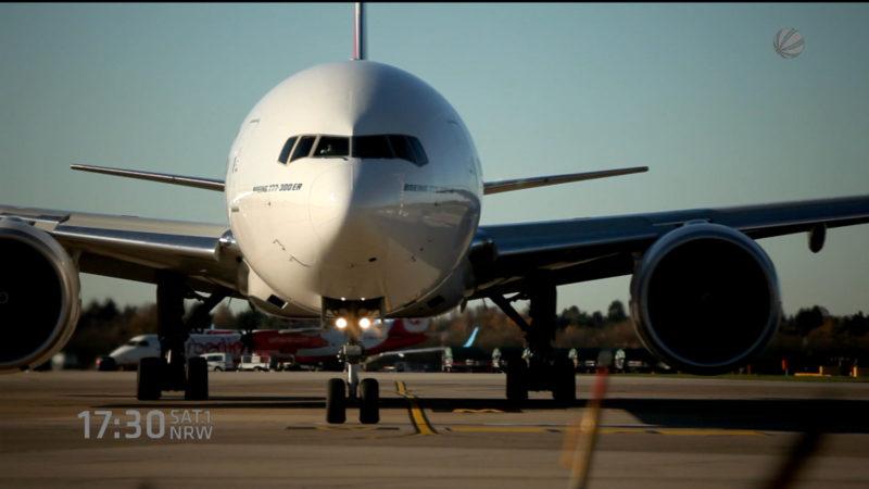 Aus für Regionalflughäfen? (Foto: SAT.1 NRW)