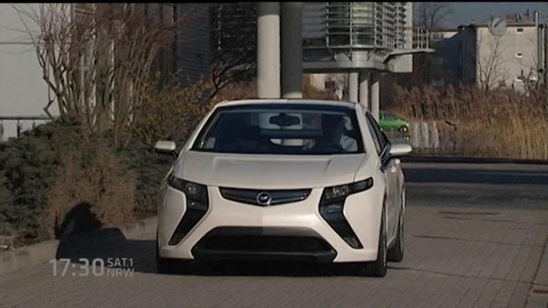 Neuer Opel (Foto: SAT.1 NRW)