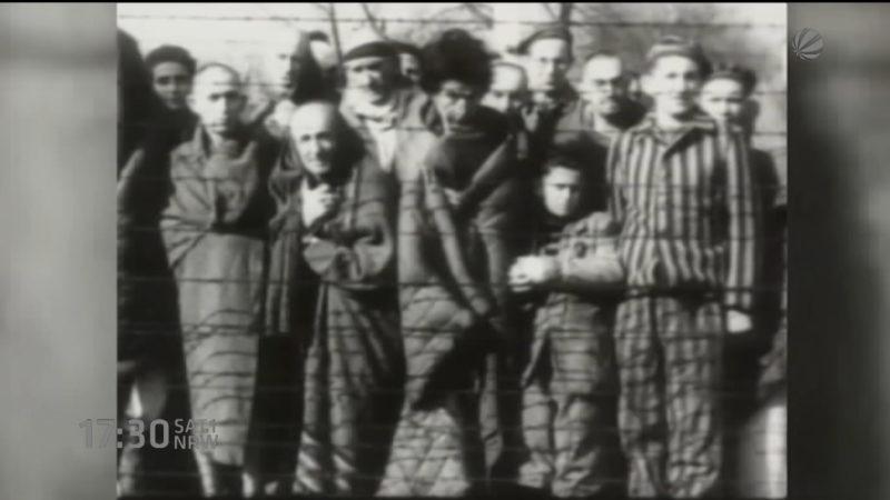75 Jahre Kriegsende in Deutschland (Foto: SAT.1 NRW)